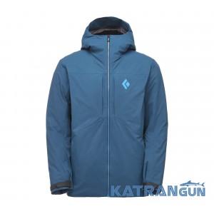 Куртка для любителів глибокого снігу Black Diamond Men's Mission Down Parka