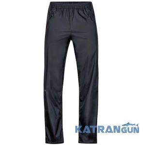 Мембранные штаны для активного спорта Marmot PreCip Full Zip Pant, Black