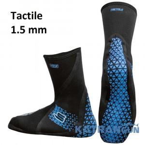 Шкарпетки для дайвінгу та фрідайвінга Salvimar Tactile 1.5 мм