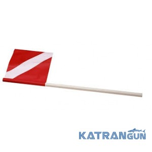 Флаг для буя Scorpena