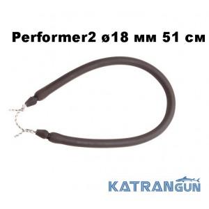 Тяга кольцевая Omer Performer2 ø18 мм 51 см; зацеп Dyneema