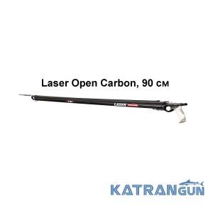 Ружьё для подводной охоты из карбона Pathos Laser Open Carbon, 90 см