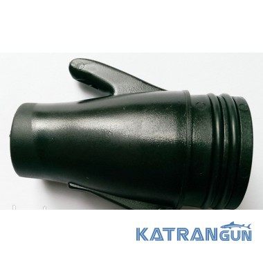 Пластиковая часть надульника для подводного ружья Omer Tempest