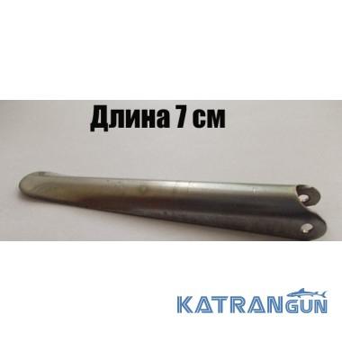 Флажок на гарпун к зелинке Гориславца 7 мм