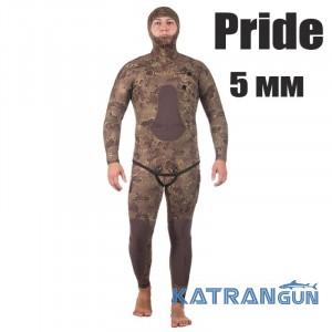 Камуфляжный гидрокостюм Marlin Pride 5 мм