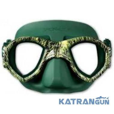 Гарна маска для підводного полювання Sporasub Mystic Sea Green