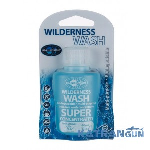 Походное мыло Sea to Summit Wilderness Wash 40ml