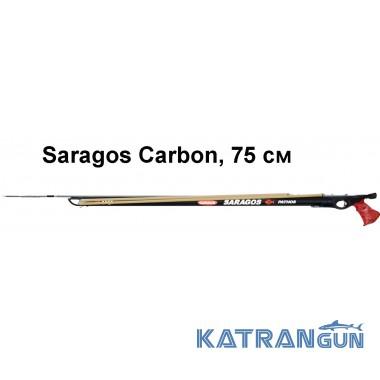 Арбалет карбоновий Pathos Saragos Carbon, 75 см
