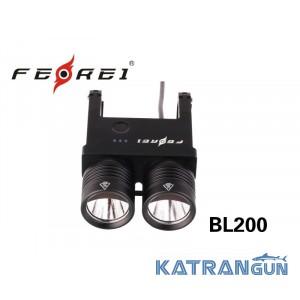 Велофара светодиодная Ferei BL-200