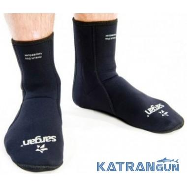 Носки неопреновые Sargan Аргази, 7 мм