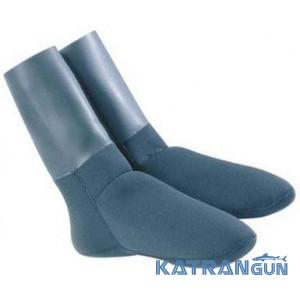 Шкарпетки для підводного полювання з обтюрацією Omer Socks, 3мм