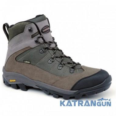 Туристическая обувь Zamberlan Perk GTX brown/kariboe