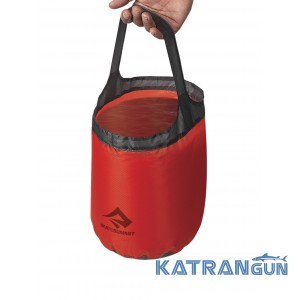 Емкость для воды Sea To Summit Ultra-Sil Folding Bucket 10 L