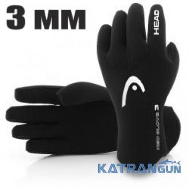 Перчатки для водных видов спорта Head Neo Glove 3 мм