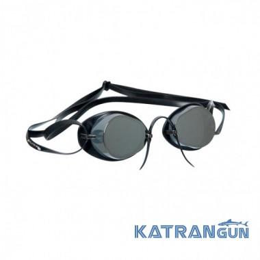 Очки для бассейна Salvimar Nuoto Pro, чёрные