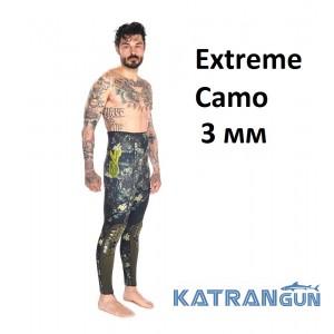 Штаны камуфляжный C4 Extreme Camo 3 мм