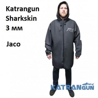 Неопреновая куртка Katrangun Sharkskin 3 мм