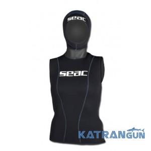 Утеплитель женский под гидрокостюм Seac Sub Body с встроенным шлемом