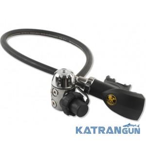 Регулятор для дайвінгу Poseidon Xstream Deep MK, 90cm Hose