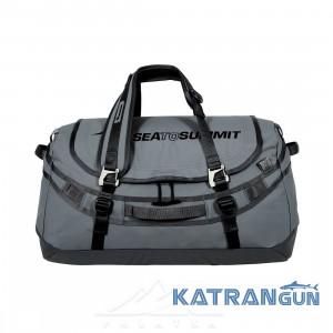 Сумка-рюкзак для експедицій Sea To Summit Duffle 90л Charcoal