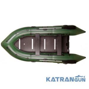 Човен моторний кільовий Bark ВN-330S