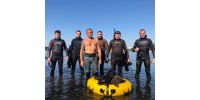Відновилися тренування з підводного полювання та фрідайвінгу з тренером Олексієм Ткачуком