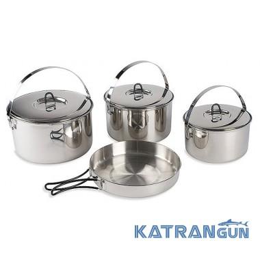 Набор туристической посуды Tatonka Family Cook Set L
