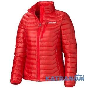 Легкий женский пуховик Marmot Women's Quasar Jacket 77340