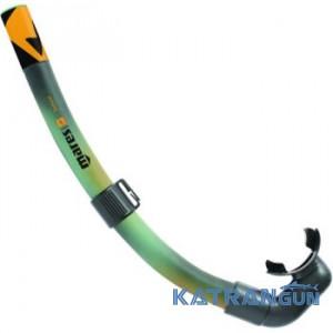 Трубка для підводного полювання Mares Samurai; камуфляжна