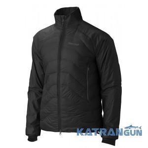 Пуховик з гібридним утеплювачем Marmot Gigawatt Jacket, Black