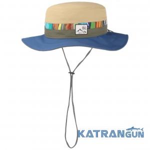 Капелюх туристичний Buff Booney Hat Eucalyptus Multi