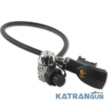 Регулятор для дайвинга Poseidon Xstream Deep MK, 90cm Hose