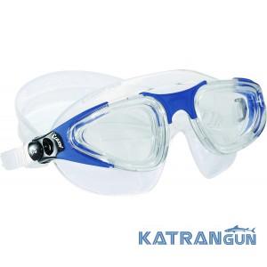 Очки-маска для плавания Cressi Sub Hydra; синие