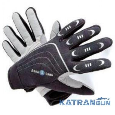 Перчатки для подводной охоты AquaLung Admiral II, 2 мм