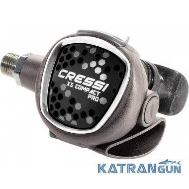 Регулятор для дайвінгу Cressi Sub MC9 SC / Compact Pro