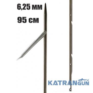 Гарпун до арбалетів Mares Tahitian L 95; 6,25 мм