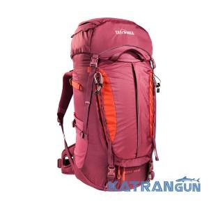 Туристический рюкзак для женщин Tatonka Norix 44 Women Bordeaux Red