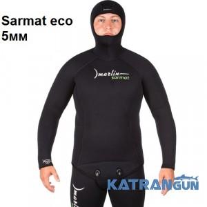 Гидрокостюм для подводной охоты Marlin Sarmat Eco 5 мм