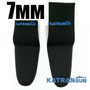 Носки подводной охоты Katrangun Hunter 7мм