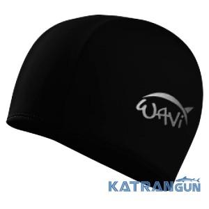 Шапочка для плавания Salvimar Wawi; черная