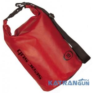 Гермомішок спорядження Seac Sub Dry Bag, 15л