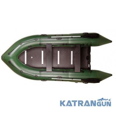 Шестимісний надувний човен Bark ВN-390S