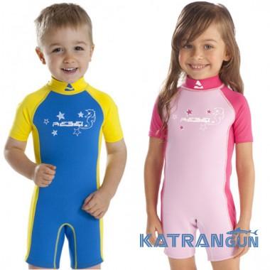 Гидрокостюм неопреновый Scubapro Seahorse Kids Shorty