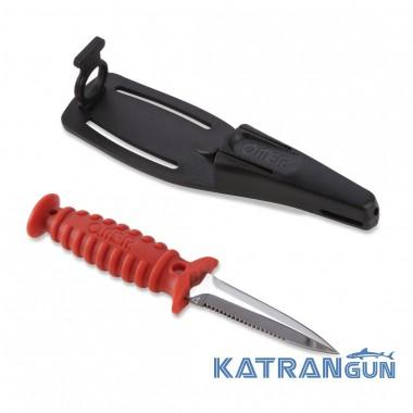 Нож для подводной охоты Omer Gladius