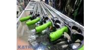 Подводный арбалет с роликами Salvimar Metal Roller 60, 75, 90, 105
