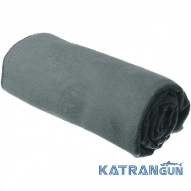 Полотенце из микрофибры для путешествий Sea to Summit DryLite Towel L