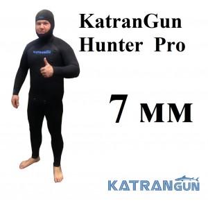 Гідрокостюми підводного полювання KatranGun Hunter Pro 7 мм