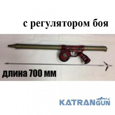Подводное ружьё зелинка Короткого 700
