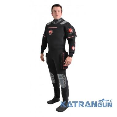 Гидрокостюм мужской N.Diver Dive Master V10