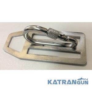 D-кольцо KatranGun с карабином